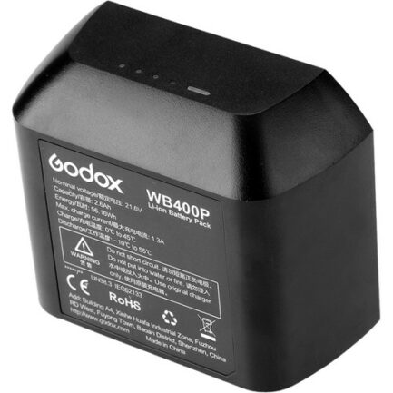 神牛Godox AD400PRO 專用電池 WB400P 鋰電池 AD400 PRO