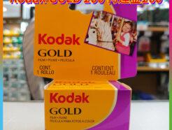柯達Kodak GOLD 200 彩色負片 135底片 35mm 36張 金200 柯達經典國民片