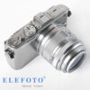 ELEFOTO XS-PRO1 DIGITAL MC-UV 超薄框UV鏡 銀框58mm 賣場