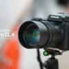 (客訂商品)中一光學Mitakon GFX SpeedMaster 65mm F1.4 富士中片幅相機專用 超大光圈 標準鏡/人像鏡《預購》