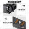 Ulanzi UURig R028 Sony A6600專用 L型快裝板 快拆板 冷靴 1/4螺孔 垂直手柄 橫豎拍