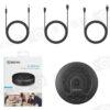 BOYA BY-BMM400 全向型會議麥克風 USB/Type-C 麥克風 可監聽 內建喇叭擴音器