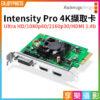 Blackmagic BMD Intensity Pro 4K擷取卡《支援SD到4K畫質》HDMI Ultra HD 擷取卡 拍片 參考圓剛GC573