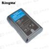 KingMa BP-95WS V掛電池 6600mAh《可為LED燈長效供電》V-Lock V型鎖扣Sony BP相容鋰電池 USB設備供電