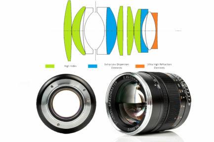 (客訂商品)中一光學 SPEEDMASTER 50mm F0.95 III V3 第3代 L Mount LT口 手動鏡頭 超大光圈 Leica SL|Leica SL2|松下DC-S1|松下 DC-S1H|Sigma FP適用