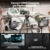 Blackmagic BMD Micro Converter BiDirect SDI/HDMI 3G 新一代迷你雙向轉換器 音頻轉換器 好攜帶 輕巧 富銘公司貨