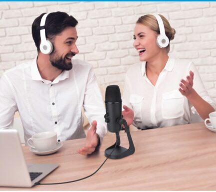 BOYA BY-PM700 USB 桌上型電容麥克風《4種收音模式切換》會議 室內收音 音樂錄製 可監聽