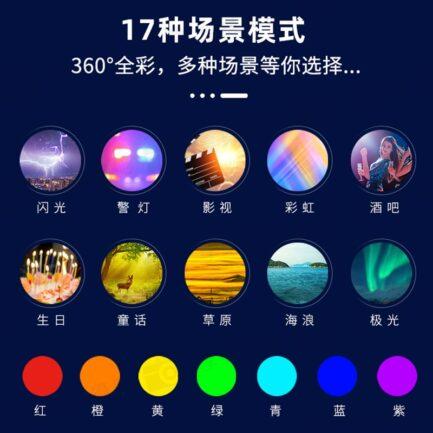 (預購中)【Viltrox唯卓仕 Weeylite微徠 Sprite20 RGB LED平板燈】30W 雙色溫 藍芽APP遙控 保固一年 直播/視頻/抖音/攝影