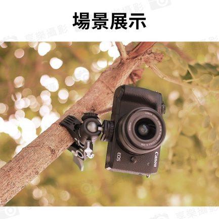 (預購中)【Ulanzi UURig R060多功能蟹鉗夾】大力夾 固定夾 相機夾 C型夾 1/4螺孔 3/8螺孔 相機/單眼/微單